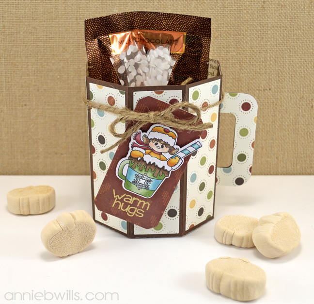Hot Cocoa Gift Box by Annie Williams - Main