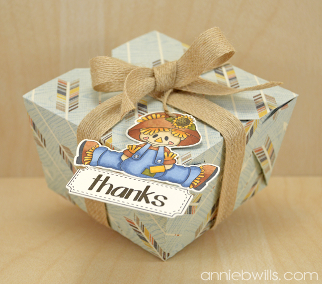 Takeout Box Thank You Gift by Annie Williams - Main