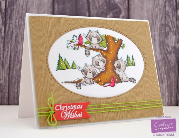 Christmas Wishes Card by Annie Williams - Main WM