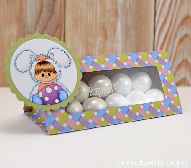 Easter Candy Treat Box by Annie Williams - Main
