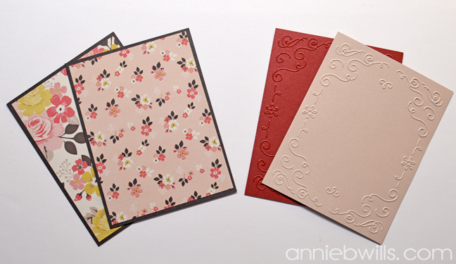 Accordion Envelope Card by Annie Williams - Embellish Panels