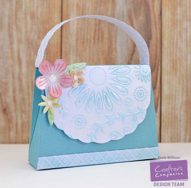 Gemini Spring Purse by Annie Williams - Main