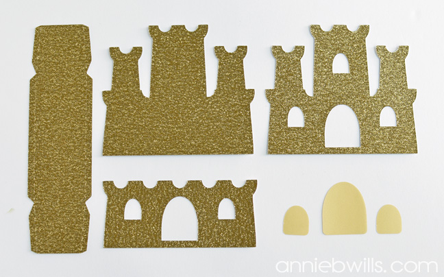 Summertime Treat Boxes by Annie Williams - Sandcastle Components