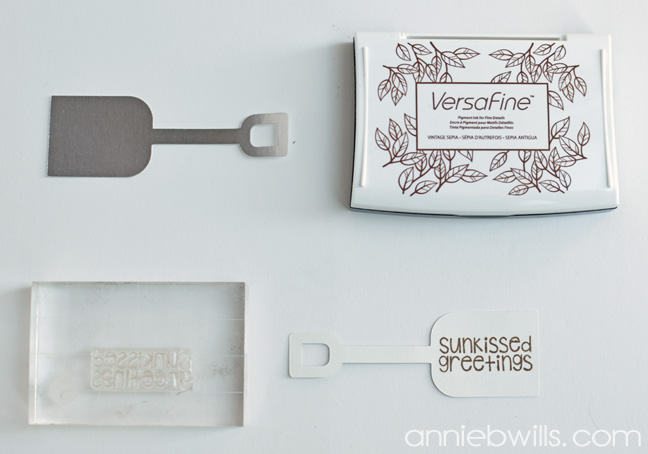 Summertime Treat Boxes by Annie Williams - Stamping
