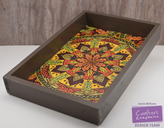 Colorista Autumn Tray by Annie Williams - Full