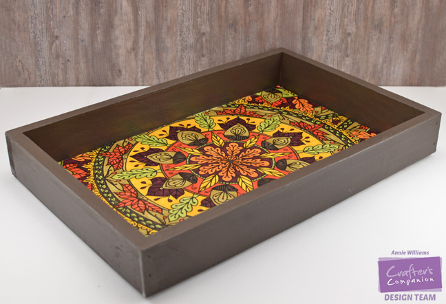 Colorista Autumn Tray by Annie Williams - Main