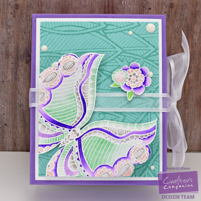 Colorista Butterfly Gift Box by Annie Williams - Full