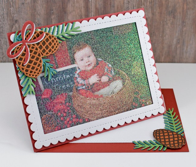 christmas-photo-frame-easel-card-by-annie-williams-side