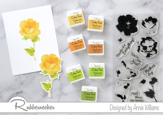 Rubbernecker Blog Painterly-Rose-Card-by-Annie-Williams-Stamping-Rose