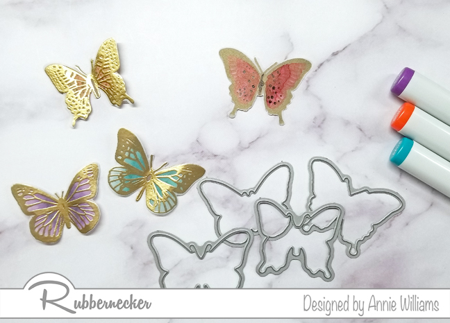 Rubbernecker Blog Loose-Watercolor-Butterfly-Cards-by-Annie-Williams-Butterfly-Coloring