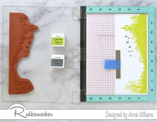 Rubbernecker Blog Slimline-Flying-Monkeys-Card-by-Annie-Williams-Background-Layer-1