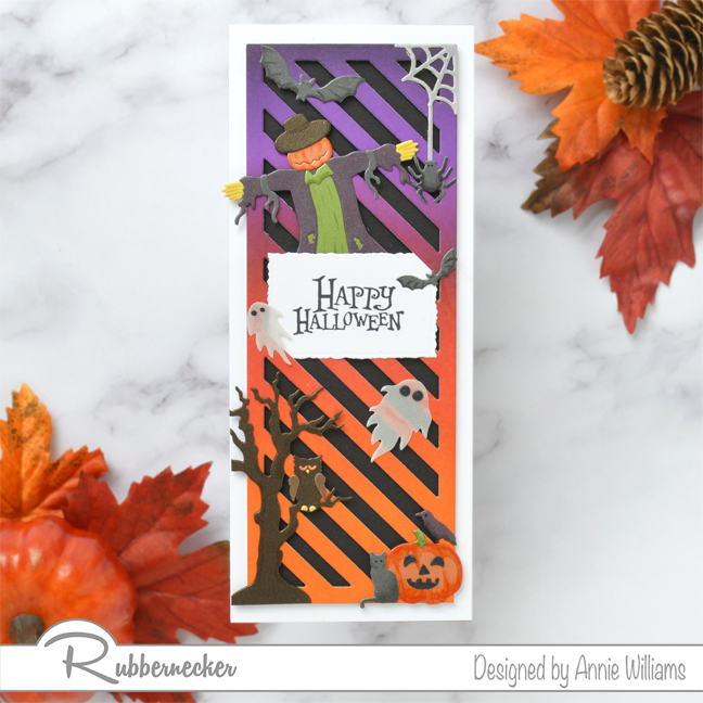 Rubbernecker Blog Spooky-Halloween-Slimline-with-Die-cuts-by-Annie-Williams-Final