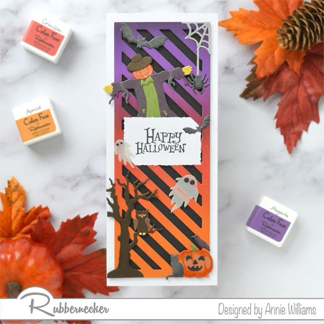 Rubbernecker Blog Spooky-Halloween-Slimline-with-Die-cuts-by-Annie-Williams-Main