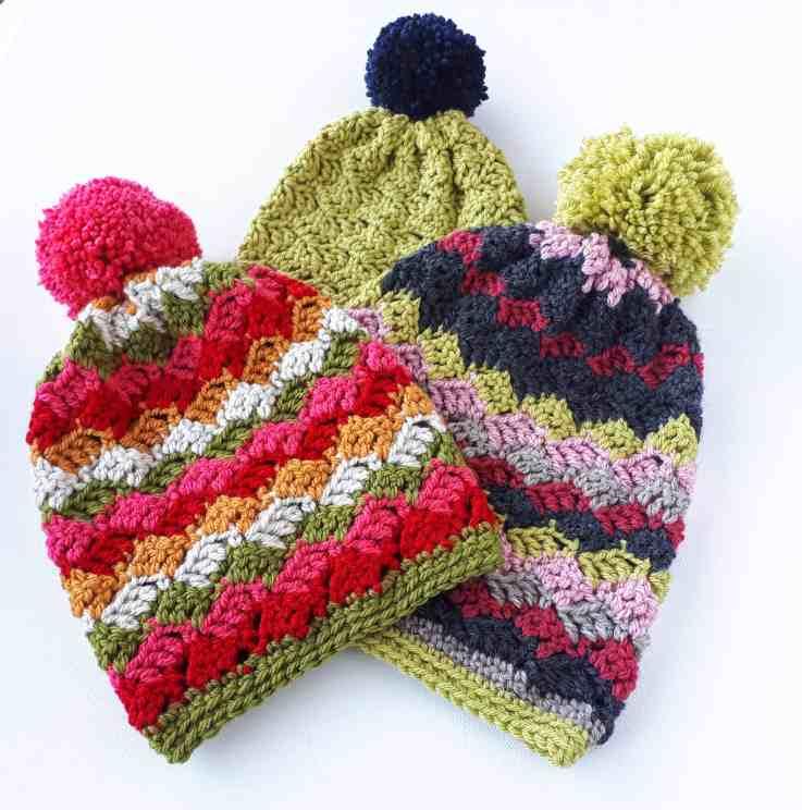 kids crochet hat free pattern