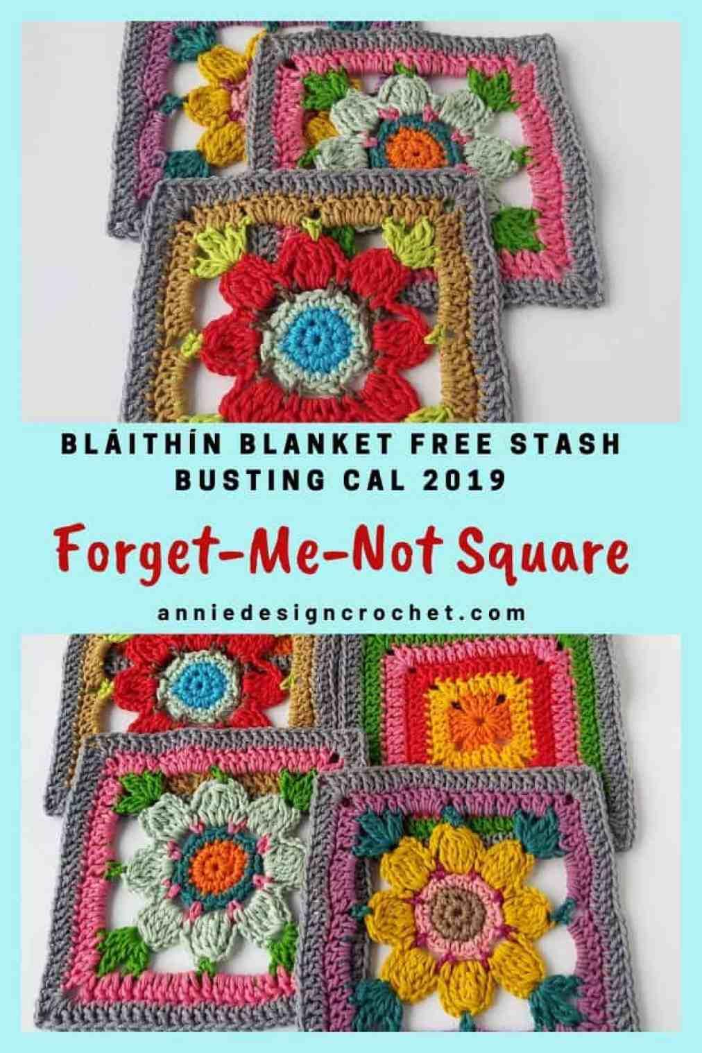 blaithin crochet blanket cal