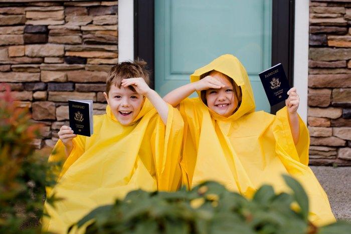 kid passports