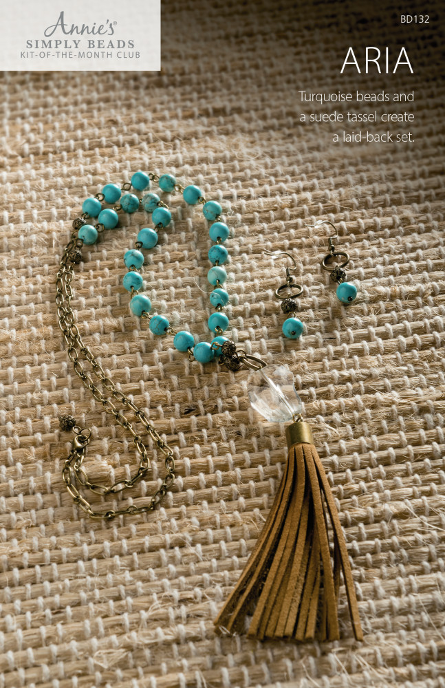 ANNIE'S SIMPLY BEADS OF THE MONTH KIT