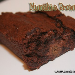 Munchie Brownies