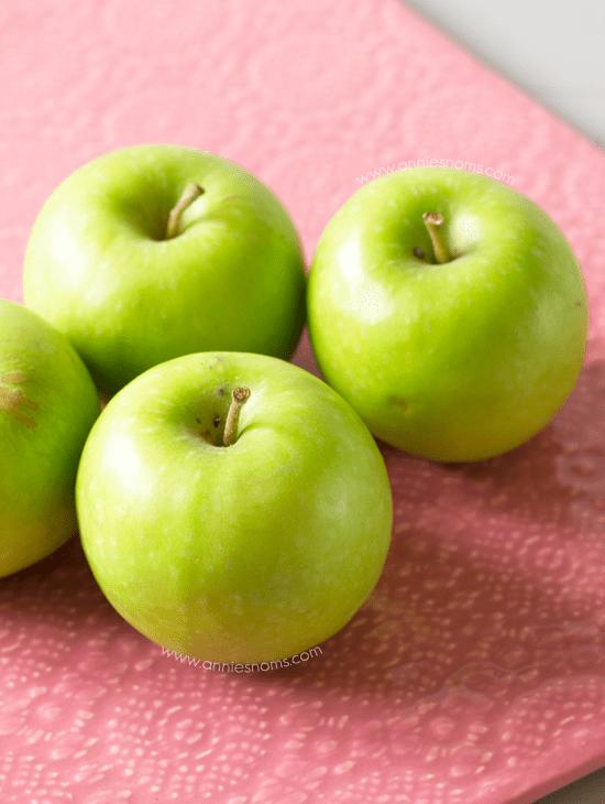 Apple Crisps | Annie's Noms