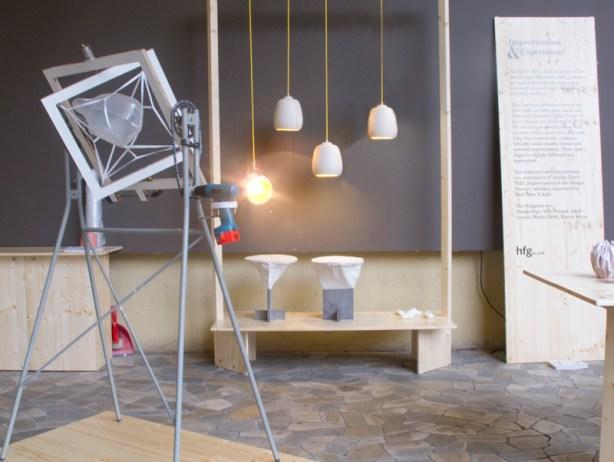 at Milan Design Week (»MOST« by Tom Dixon)