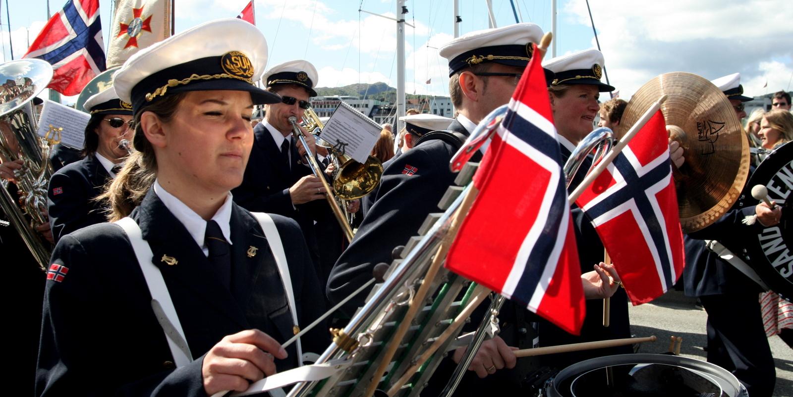 17th May Parade
