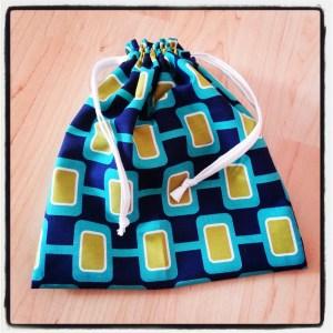 Sew Your Own Goodie Bag - das Ergebnis