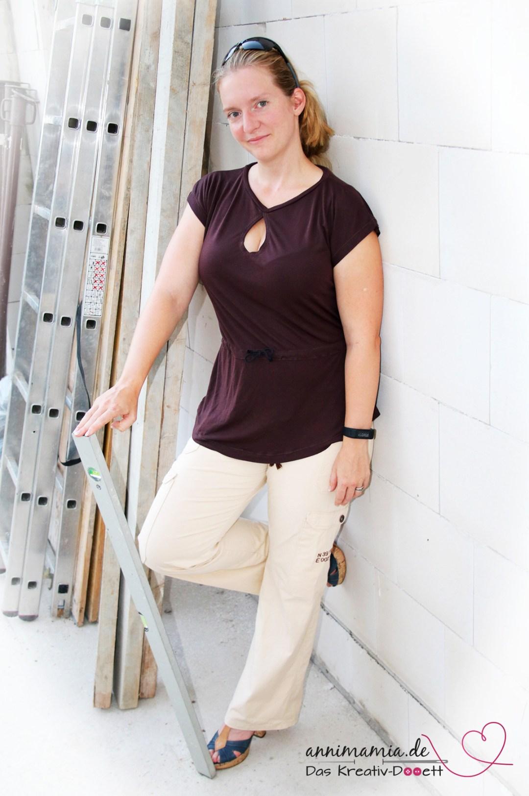 Romy Nähwerk: T-Shirt Sally
