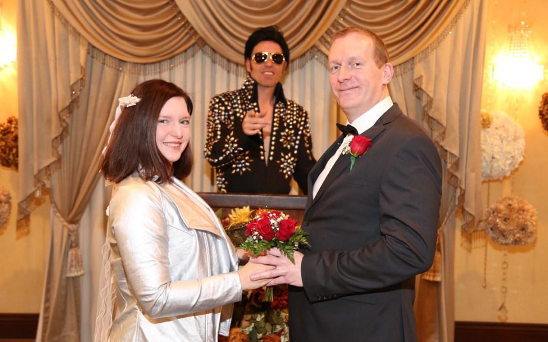 Brautkleid Vegas-Style