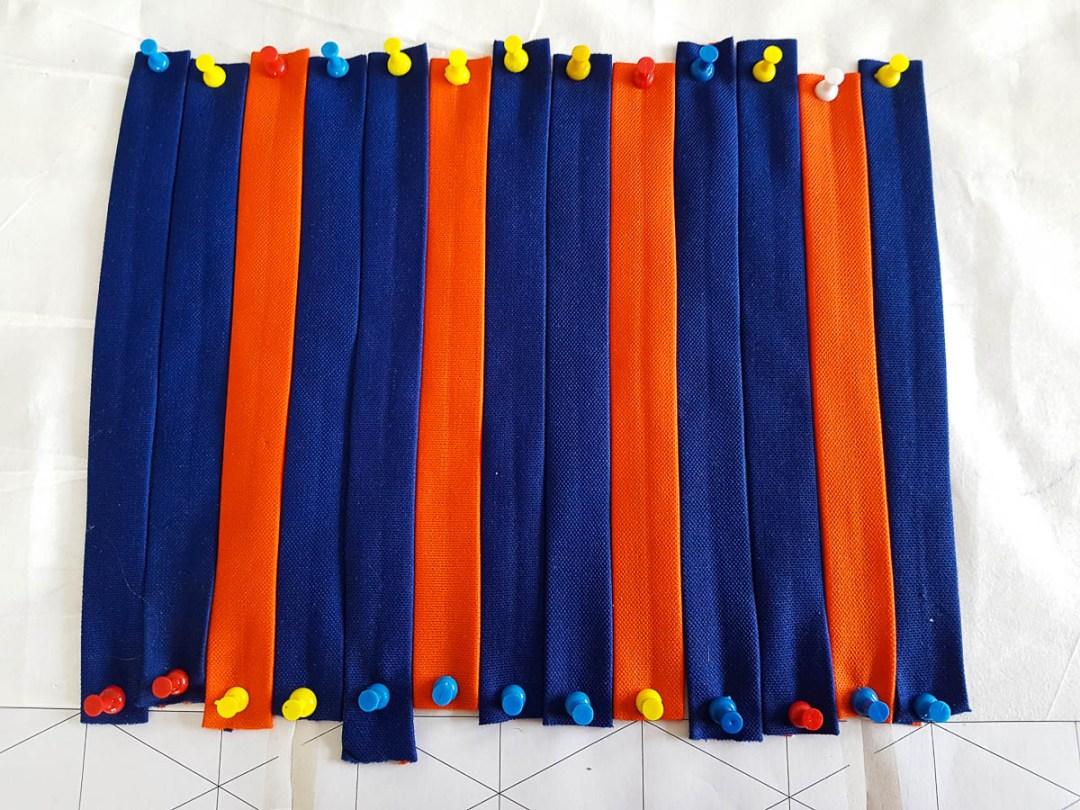 KSW 20: Vorbereitung zum Weben (Fabric-Weaving)