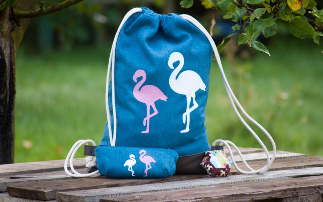 Kreativblogger-Wichteln 2017: Flamingos soweit das Auge reicht