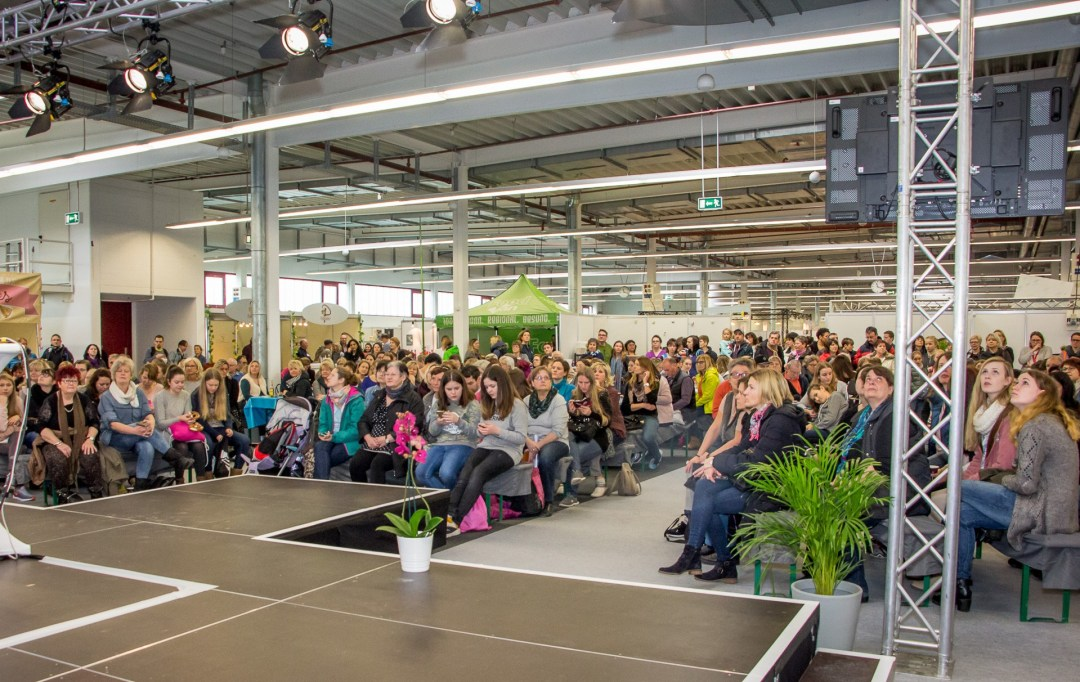 KreativAll 2017: Bühnenprogramm (kreativAll 2017_©Rhein-Main-Hallen GmbH_stadtleben.de)