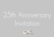 Sle Invitation For Silver Wedding Anniversary Outstanding 50th Es Pas In Hindi