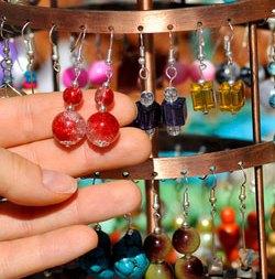 11th year anniversary modern theme - fashion jewelry image