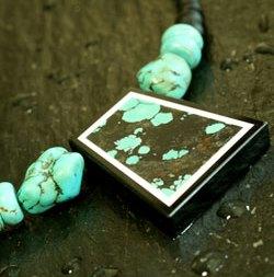 11th year anniversary gemstone theme - turquoise image