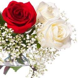 18th year anniversary flowers image