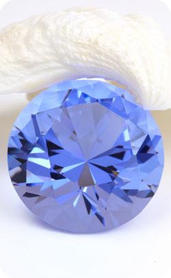 5th year anniversary gemstone - sapphire image