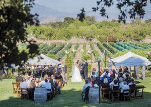 Bella Fiore Wedding San Ynez by Ann Johnson Events Santa Barbara
