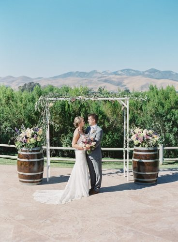 Cottonwood Canyon Wine Caves Wedding Ann Johnson Events