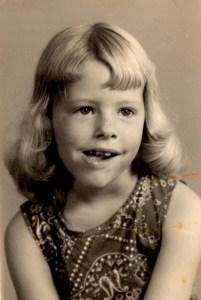 Me, pre-boat years