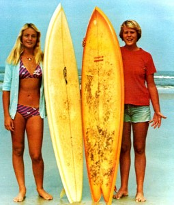 Isabel & Cathy McLaughlin, 1975