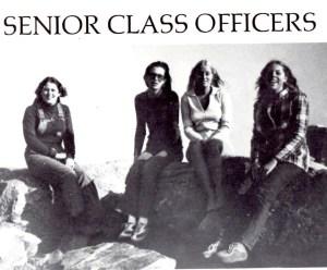 Tina Chaney, Lisa Stevenson, Dale Ann Clark, me