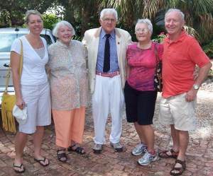 Me, Mom, Cash Adams, Reene & Bill Zeigler 11/8/09