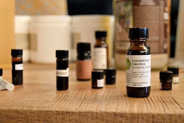 DIY Body Butter - Essential Oils
