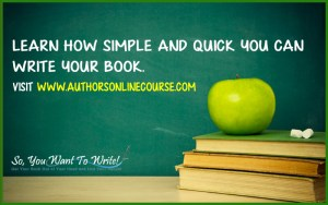Discover How to Organize Your Book Materials, Quickly and Efficiently