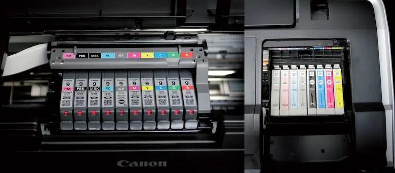 Comment Changer Une Cartouche Dencre Sur Une Imprimante Canon