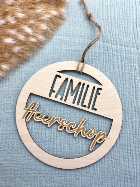 Annouks familie cirkel