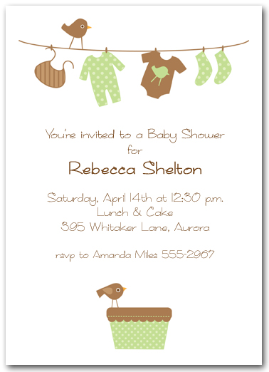 Cute Graduation Party Invitations