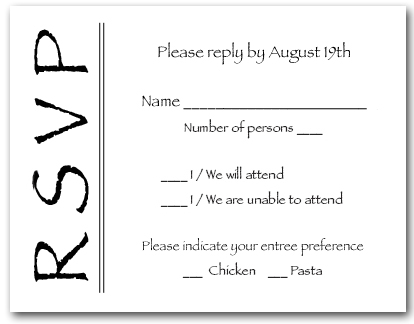 Free Rsvp Template wedding diy free printable invitations and – Free Wedding Rsvp Cards