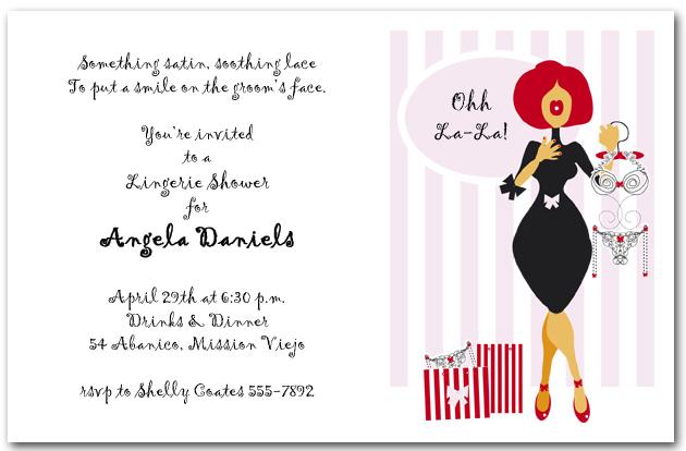 Funny Bridal Shower Invitation Quotes