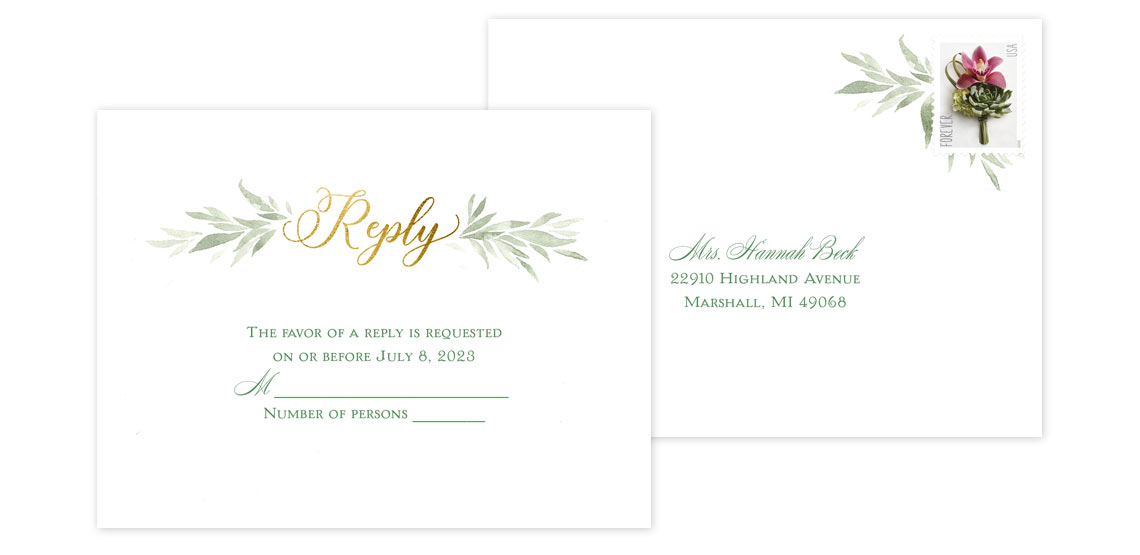 How To Choose The Right Rsvp By Date Ann S Bridal Bargains